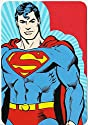 """Happy Birthday Greeting Card Superman """"Wishing You an Action Packed High Flying Mega Awesome Birthday!"""""""