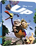 UP 3D Blu-ray Steelbook (Two-Disc Blu-ray / 3d + 2D) [Region Free] (2009) Zavvi UK Exclusive Edition Limited to 4,000