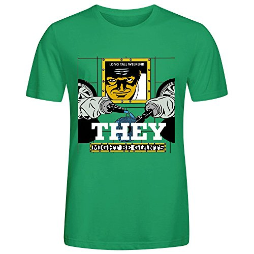 they-might-be-giants-long-tall-weekend-mens-crewneck-music-tee-shirts-green