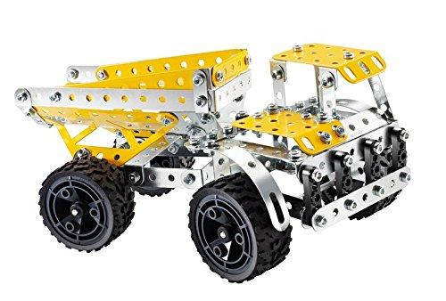 Meccano - 835560 - Jeu De Construction - Le Camion De Chantier - 10 Modèles