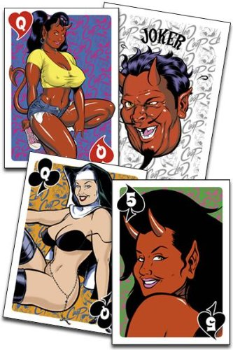 Dark Horse Deluxe Coop Playing Cards