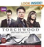 Torchwood: Department X (BBC Audio)
