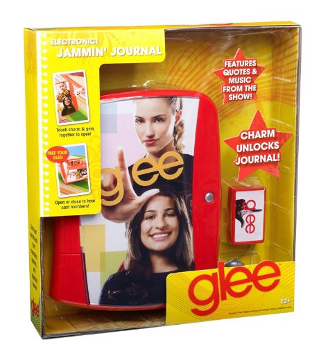 Glee Jammin' Journal - 1