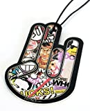 The Shocker Hand - Sticker Bomb Duftbaum Air Freshener -