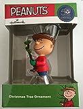 HALLMARK Peanuts Charlie Brown Christmas Tree Ornament 50 YEARS