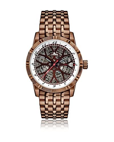 Richtenburg Reloj automático R12000 Speedwheel Marrón 43 mm13 mm