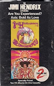 Are You Experienced?/Axis: Bold as Love [Musikkassette]