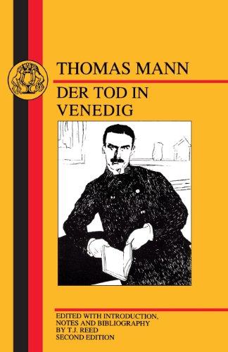 Mann: Der Tod in Venedig (German Texts)