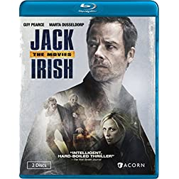 Jack Irish: The Movies [Blu-ray]