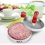 iLifeTech Non-Stick Single Hamburger Press Meat Patty Burger Maker