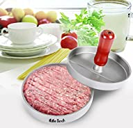 iLifeTech Non-Stick Single Hamburger Press Meat Patty Burger Maker