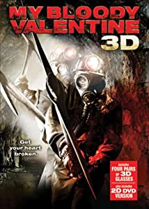 NEW My Bloody Valentine (2009) 3d/ (DVD)