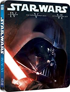 Star Wars: The Original Trilogy [Blu-ray SteelBook]