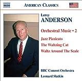 echange, troc  - Leroy Anderson Musique Orchestrale /Volume.2
