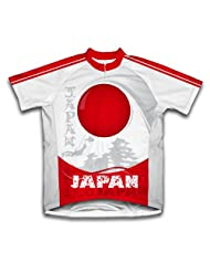 Japan Short Sleeve Cycling Jersey for Women