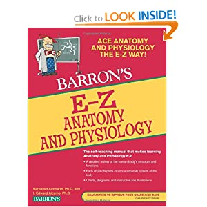 Barron's E-Z Anatomy and Physiology 3rd edition PDF