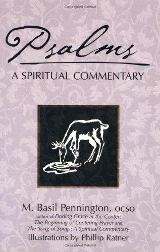 Psalms: A Spiritual Commentary, M. Basil, Ocsp Pennington