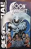img - for Essential Moon Knight TP Vol 01 book / textbook / text book