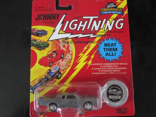 Custom Lincoln Continental (zamac unpainted) Series 5 Johnny Lightning Commemorative Limited Edition