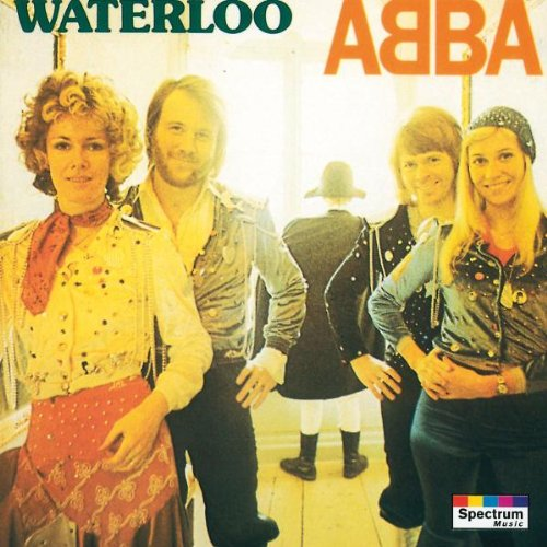 Abba - Waterloo (LP) - Zortam Music