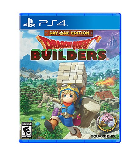 Dragon Quest Builders - PlayStation 4 (My Life Portable Console compare prices)