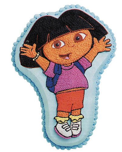 Dora Cake Pan Wilton Dora The Explorer Aluminum Back Pack