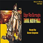 Thuvia, Maid of Mars: Mars Series #4 | Edgar Rice Burroughs