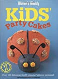 AWW Kids' Party Cakes: Muffins, Pastries, Cakes, Biscuits (The Australian Women's Weekly) (1863964185) by Clark, Pamela