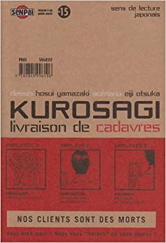 Kurosagi service de livraison de cadavres - Livraison de livre ...