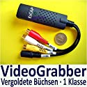 EzCAP Audio-, Video-Grabber