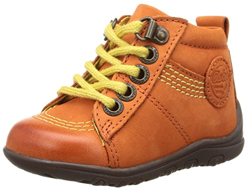 Aster - Trecking, Baby Shoes per bimbi, Arancione (17), 23