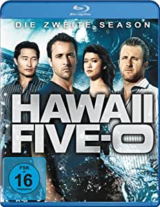 Hawaii Five-0 - Season 2 [Blu-ray]