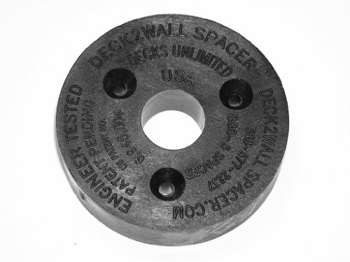 Screw Products, Inc. D2W Deck 2 Wall Spacers