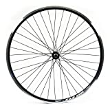 Wilkinson 700c Hybrid Double Wall Q/R Front Wheel - Black