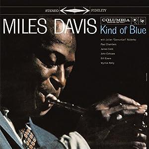 Kind of Blue (Amazon Exclusive Blue Vinyl)
