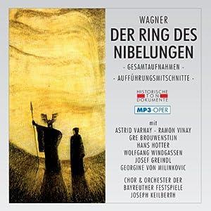 Der Ring des Nibelungen-Mp3
