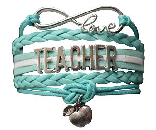 Teacher Bracelet-Teacher Jewelry- Teacher Gift, Show Your Teacher Appreciation