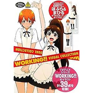 WORKING!! VISUAL COLLECTION (ビジュアルコレクションシリーズ)