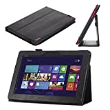 Poetic BaseBook Case for ASUS MeMo Pad 10 Smart ME301T 10.1 Tablet Black (3 Year Manufacturer Warranty From Poetic)
