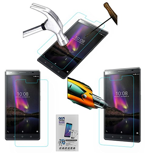 Acm Tempered Glass Screenguard for Lenovo Phab 2 Plus Screen Guard Scratch Protector  available at amazon for Rs.179