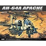 [Academy] Plastic Model Kit 1/48 SCALE AH-64A APACHE (#12262) /item# G4W8B-48Q62635