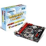 Biostar DDR3 1600 Intel LGA 1155/A&GbE/MicroATX Motherboard H61MGV3