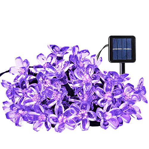 ecandy-50-led-lights-solar-powered-blossom-flower-garden-string-fairy-lights-led-waterproof-decorati