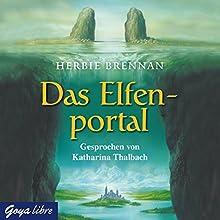 Das Elfenportal (Die Elfenportal-Saga 1) Hörbuch von Herbie Brennan Gesprochen von: Katharina Thalbach