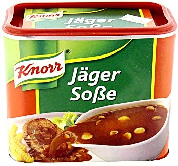 Knorr Hunter Sauce (Jagersosse) for 2 L