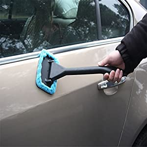 Encell Car Window Glass Brush Handy Cleaning Tool by Encell
