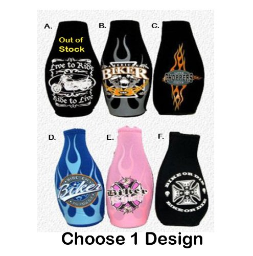 Wedding Beer Bottle Koozies