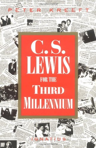 C.S. Lewis for the Third Millennium : Six Essays on the Abolition of Man (Cs Lewis And Catholicism compare prices)