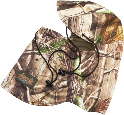 Scent-Lok Men's Lightweight Headcover,Realtree AP HD,One Size