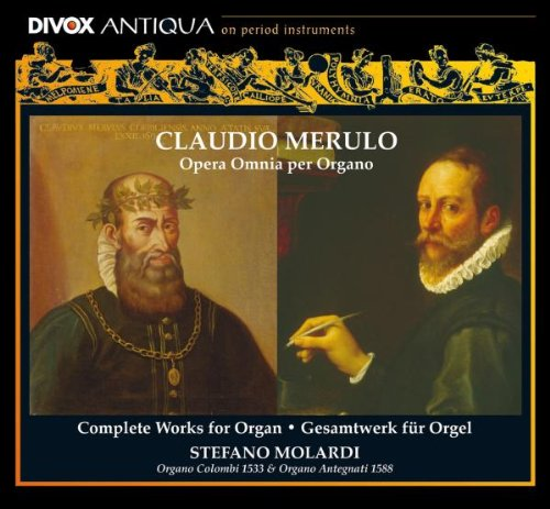 Opera Omnia Per Organo (Box4cd)
